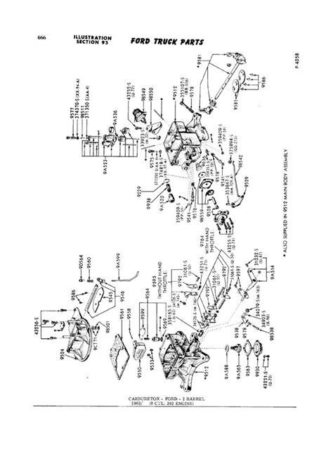 1961 1963 ford f 100 wiring diagram ford wiring diagram