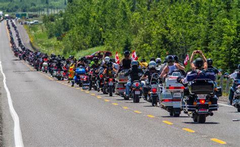 A Biker's Funeral From The Novel