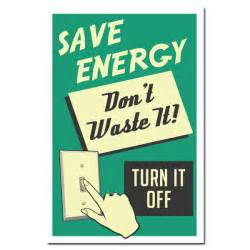 Save Energy Poster Ideas