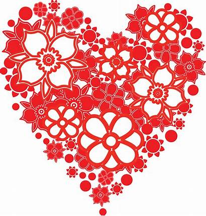 Heart Flowers Clipart