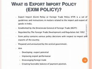 Favorable Balance Of Trade Import Export