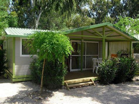chambres d h es calvi bungalow 6 personnes 3 chambres