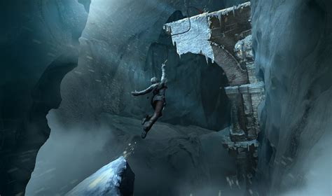 Gorgeous Concept Art For Rise Of The Tomb Raider Surfaces