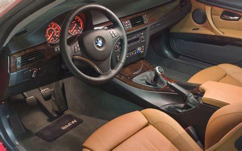 bmw  coupe interior photo