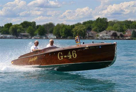 Is Chris Craft Boats Still In Business by The Overly Complete Details Of This Years Big Woody Boater