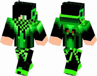 Minecraft Skin Skins Boy Creeper Pngjoy Minecrafthub