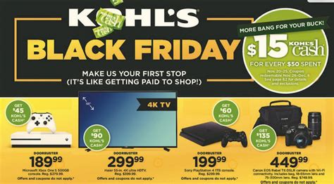 Best Black Friday Website by Kohl S Black Friday Ad 2017 Here Are Some Of The Deals
