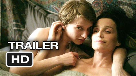 In The House Official Trailer #1 (2013) - Kristin Scott Thomas Movie HD - YouTube