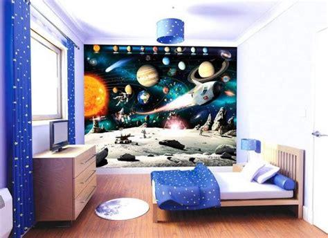 Kinderzimmer Weltraum Dekoration by Kinderzimmer Deko Weltraum