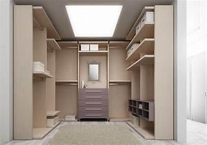 Prix Dressing Sur Mesure : dressing sur mesure en u grandiose design moretti ~ Premium-room.com Idées de Décoration