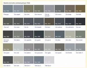 nuancier peinture gris perle survlcom With nuancier couleur peinture murale 7 couleur peinture chambre 224 coucher 30 idees inspirantes