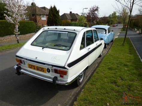 renault  tx auto classic cars