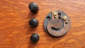 New Replacement Push Buttons  U0026 Contacts For Antique Doorbell Buttons