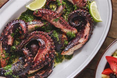 octopus recipes octopus demystified the splendid table
