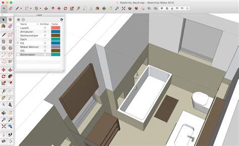 3d Haus Planen by 3d Hausplanung Haus Selber Planen Mit Sketchup