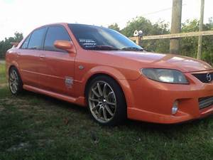 2003 Mazdaspeed Protege Mazda Speed Turbo Orange