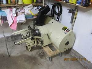 Cub Cadet 2 Stage Snow Blower - Attachments