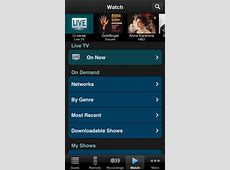 AT&T Uverse App for iPhone Now Lets You Watch Live TV