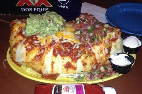 kitchen sink burrito rosalita s cantina s kitchen sink burrito challenge 2599