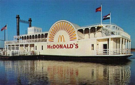 The Parkmoor, Phil the Gorilla, the floating McDonald's ...