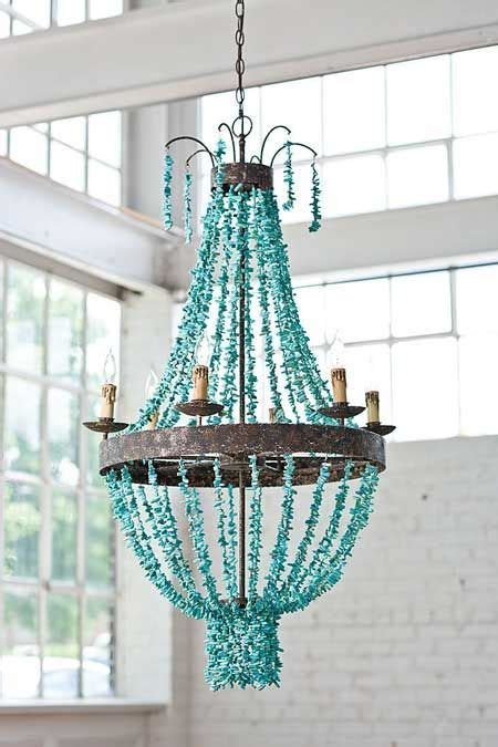 turquoise chandeliers 25 best ideas about turquoise chandelier on