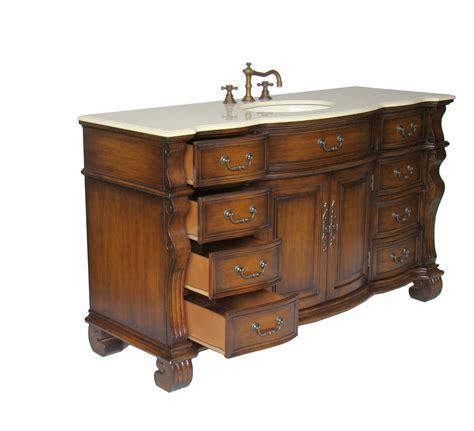 60inch Ohio Vanity Bathroom Vanity Sale  Single Sink Vanity