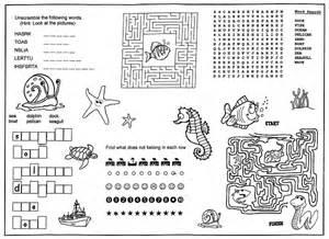 HD wallpapers kids coloring paper mats for restaurants