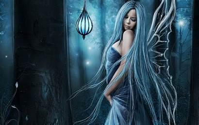 Fairy Fairies Desktop Wallpapers Crepuscular Pixies Dark