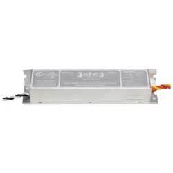 4 l t8 ballast wattage fulham 64 watt 120 volt fluorescent electronic ballast wh3