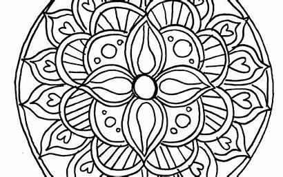 Mandala Easy Simple Circle Drawing Rangoli Animals