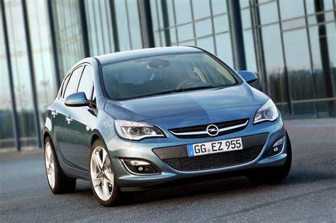 Opel Astra Facelift by Opel Astra Facelift Neues Design Neue Motoren Neues