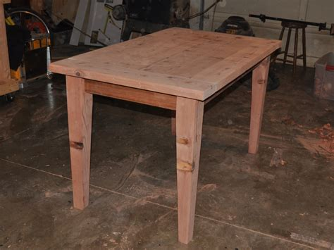 how to make table legs from wood make a wooden table that is easily disassembled make