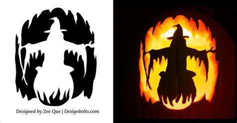 halloween scary pumpkin carving stencils patterns