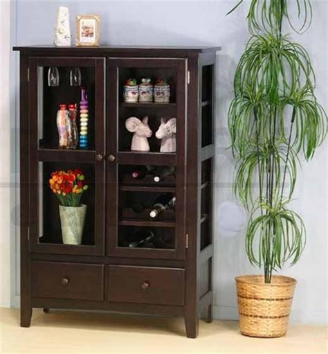 Coaster Glass Curio Cabinet In Cappuccino by Rich Cappuccino Curio China Cabinet By Coaster 100333