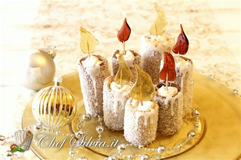 immagini di candele di natale dolci candele di natale