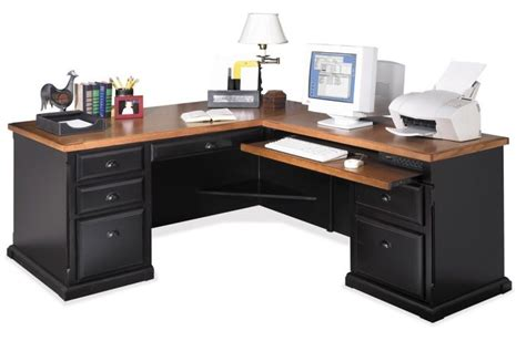 l shaped computer desk guide to buying computer desks for home atzine