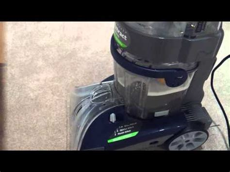 hoover max extract dual v not picking up water hoover maxextract remove clean spinscrub brushes fh50