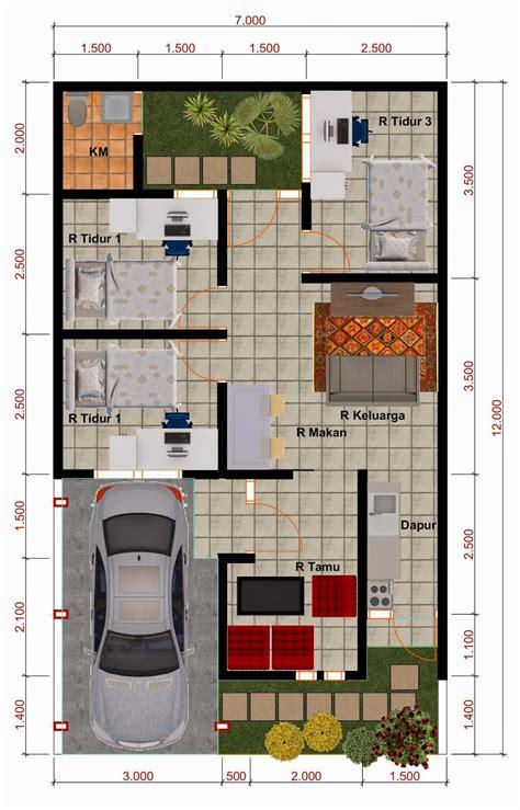 desain rumah minimalis perumahan girya mas sidoarjo