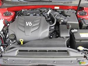 2011 Hyundai Azera Gls 3 3 Liter Dohc 24