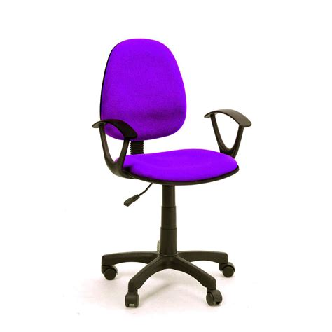 office computer chair purple in office chairs from office