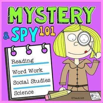 mystery spy  reading response book log  images