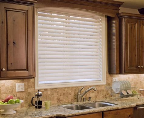Kitchen Horizontal Blinds by Horizontal Blinds Novati Window Coverings