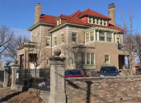 nebraskas  fascinating historic houses