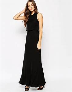 reiss adella reiss pickture With maxi robe noire