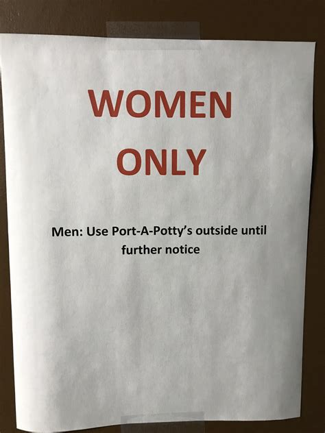 septic system shuts  women dont poop