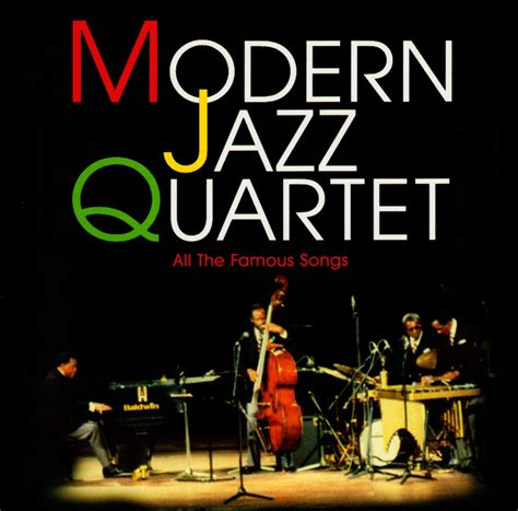 the modern jazz quartet all the songs 2 cds apesound