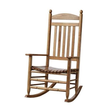 bradley maple slat patio rocking chair 200sm rta the