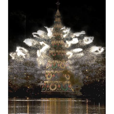 where is the biggest chistmas tree in the whole world the best worst weirdest and tallest trees in