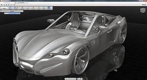 Car Autodesk Online Gallery