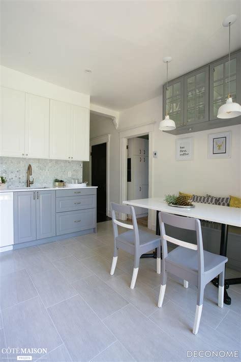 configuration cuisine ikea notre cuisine d 39 inspiration scandinave à montréal